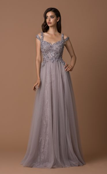 Abendkleid Isolde