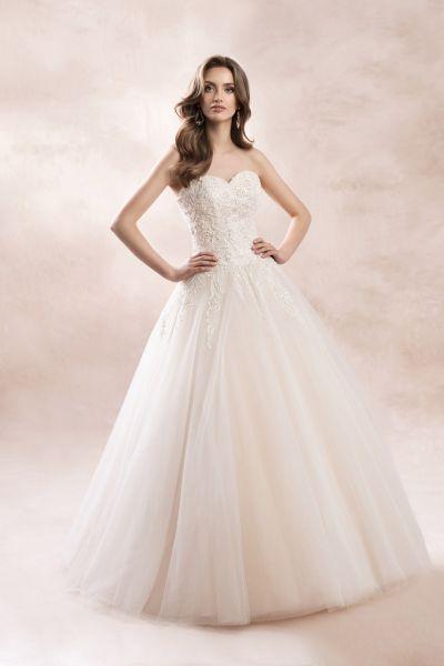 Hochzeitskleid Akela