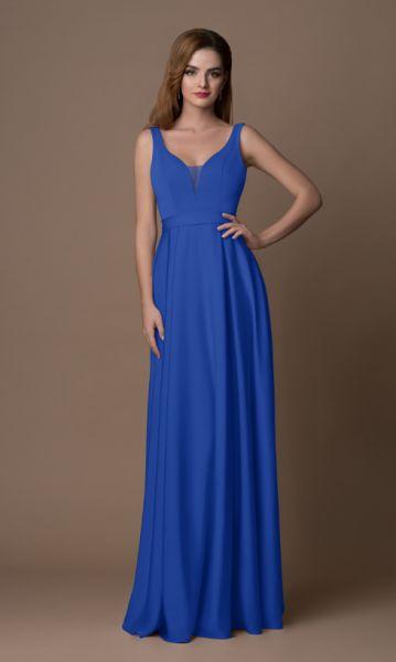 Abendkleid Timea (royalblau)