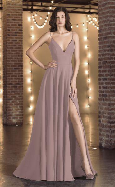 Abendkleid Vanity (altrosa)