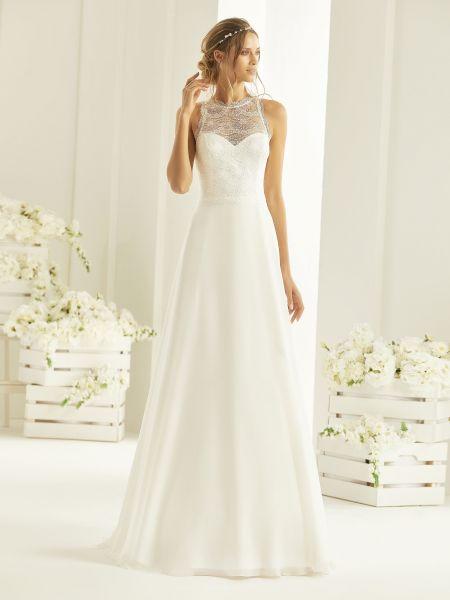 Brautkleid Nala (elfenbeinfarben)
