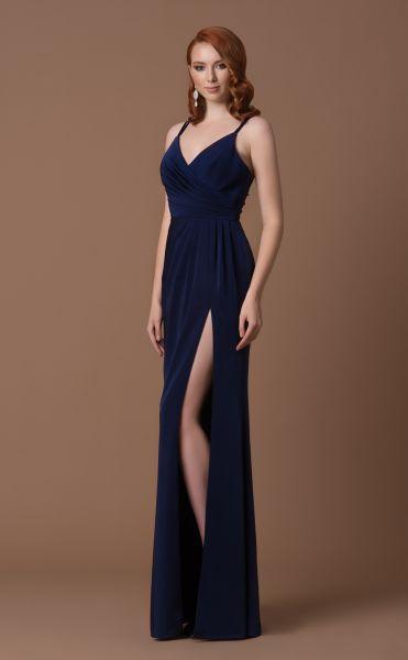 Abendkleid Maddie (dunkelblau)