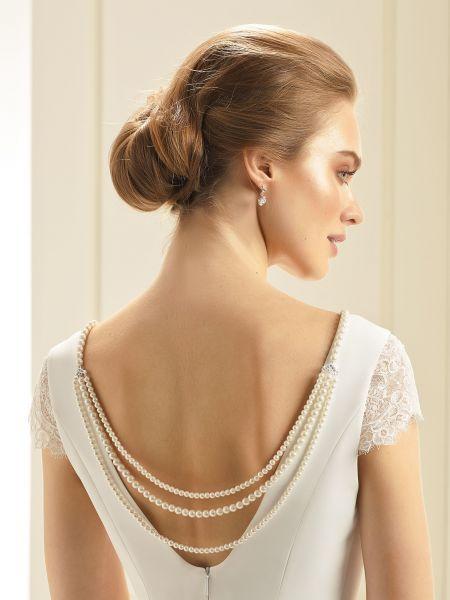 Stilvolle Rückenkette N37