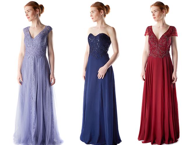 Abendkleider von Luxuar Fashion - In der Schweiz bei Samyra Fashion