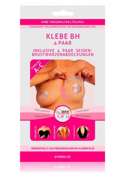 Klebe-BH für Cup A bis C