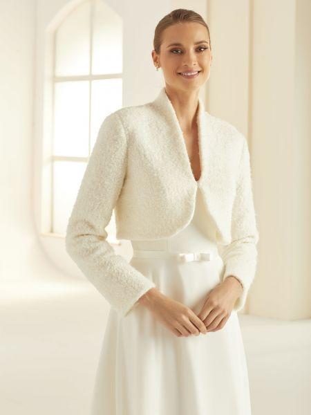 Brautbolero aus Wolle