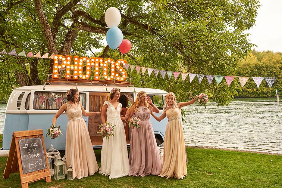 Brautjungfernkleider von Samyra Fashion