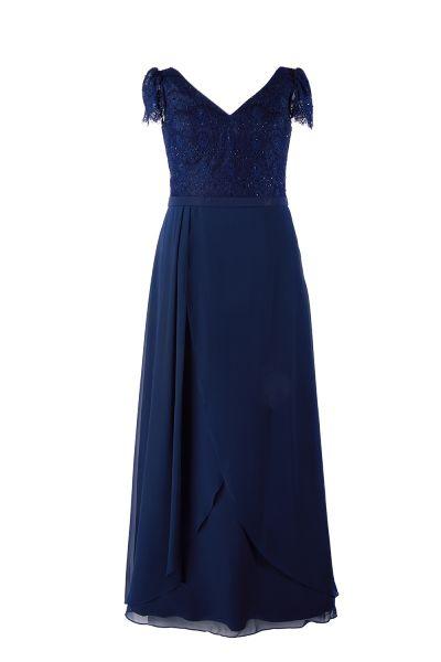 Abendkleid Clara (dunkelblau)