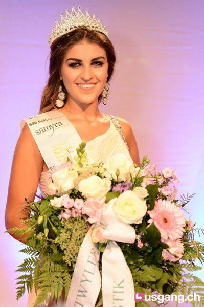 Miss-Zentralschweiz-Sandra-Jankovic
