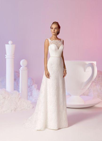 Brautkleid Erika (elfenbeinfarben)