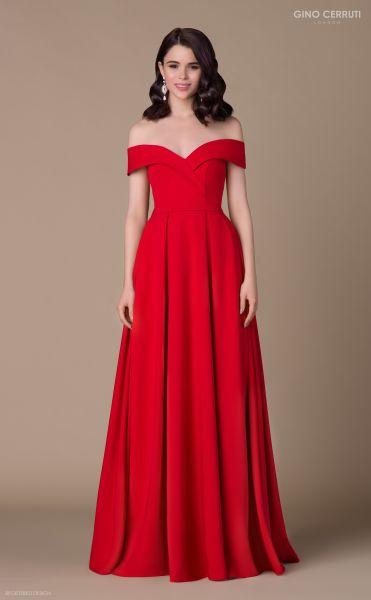 Abendkleid Valeska (rot)