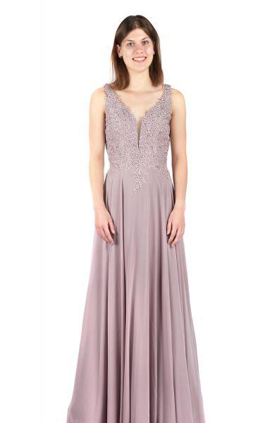 Abendkleid Berina (mauve)