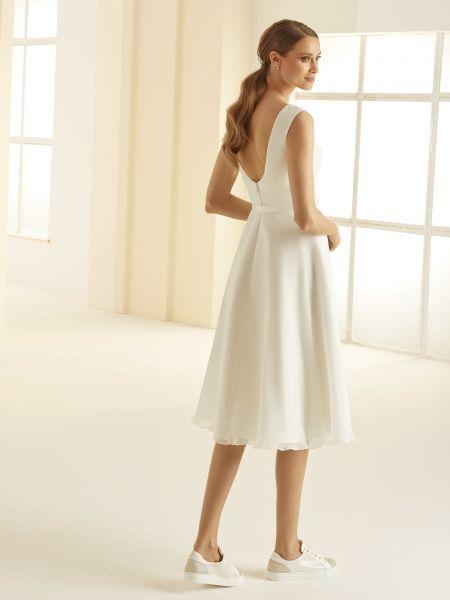 Hochzeitskleid Kornelia (elfenbeinfarben)