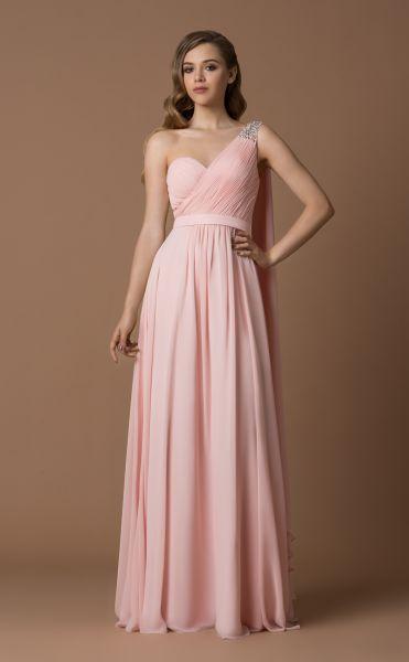 Abendkleid Basia (rosa)