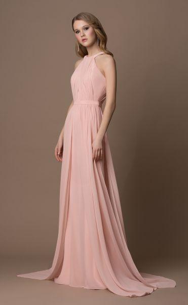 Abendkleid Malia (peach)