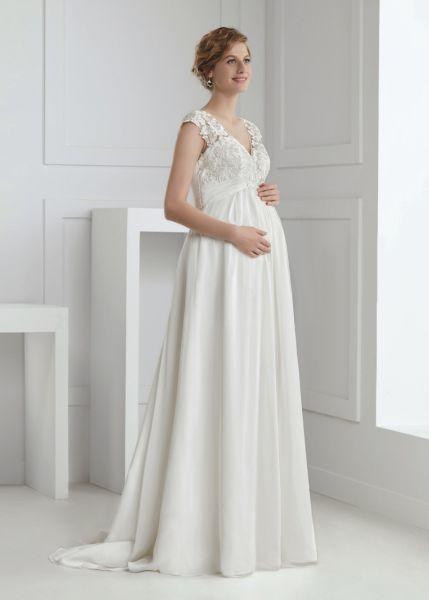 Brautkleid Paola von Amélie (elfenbeinfarben)