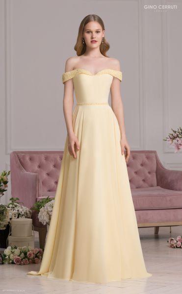 Ballkleid Vera (gelb)