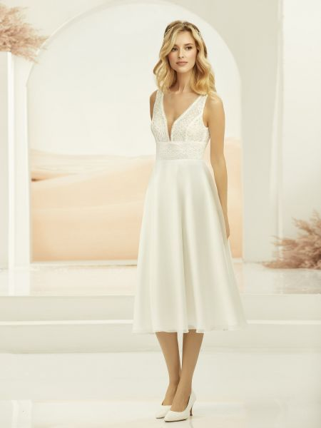 Hochzeitskleid Phoenix (elfenbeinfarben)
