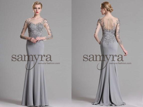 Abendkleid Salome