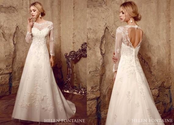 Brautkleid Felicita