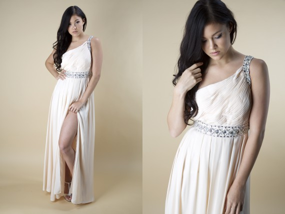 elegante Abendkleider – Modell Ivy