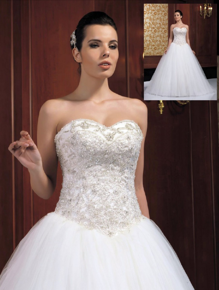 Amanda Hochzeitskleid