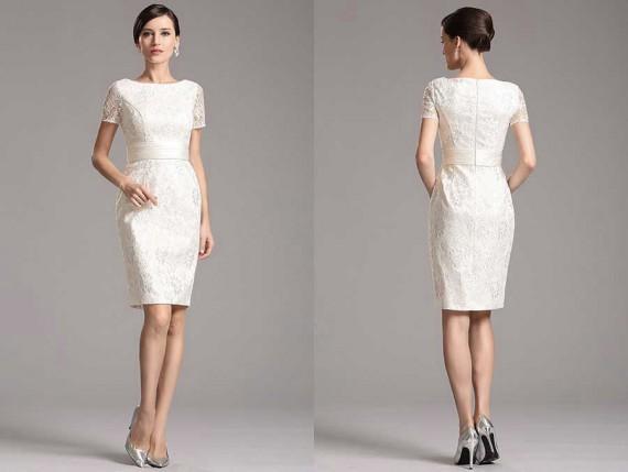 Hochzeitskleid 'Helene'
