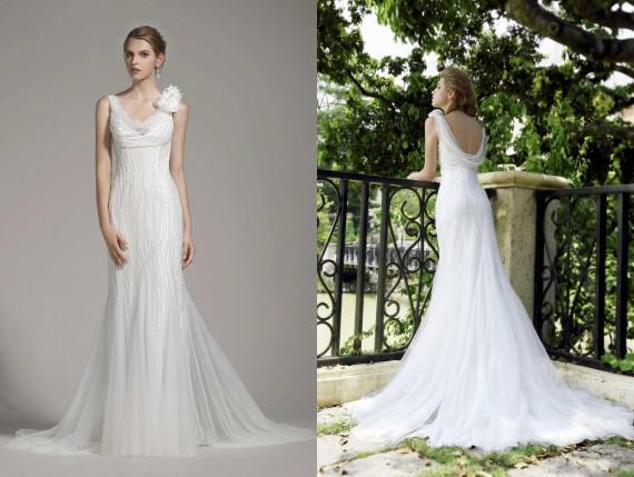 Brautkleider Schweiz – Modell Judy