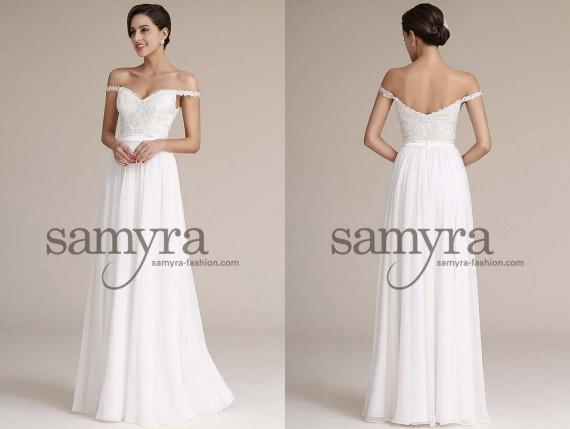 Hochzeitskleid 'Kylie'