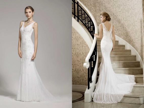 Hochzeitskleid 'Venus'