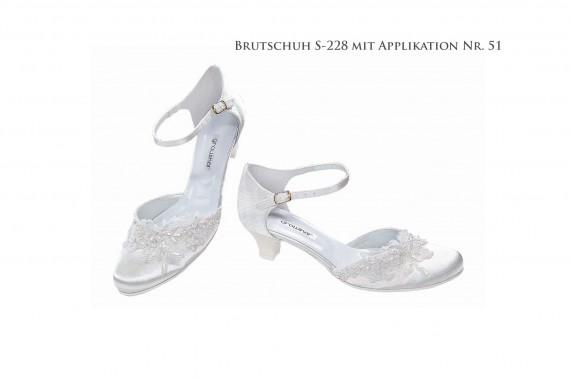 Brautschuh S-228