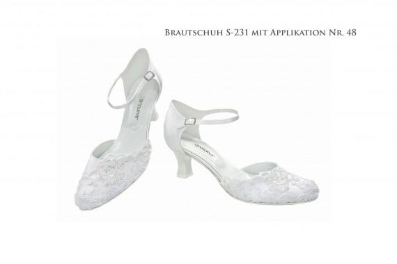 Brautschuh S-231