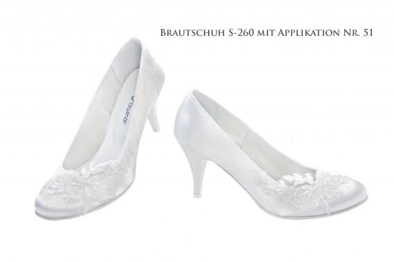 Brautschuh S-260