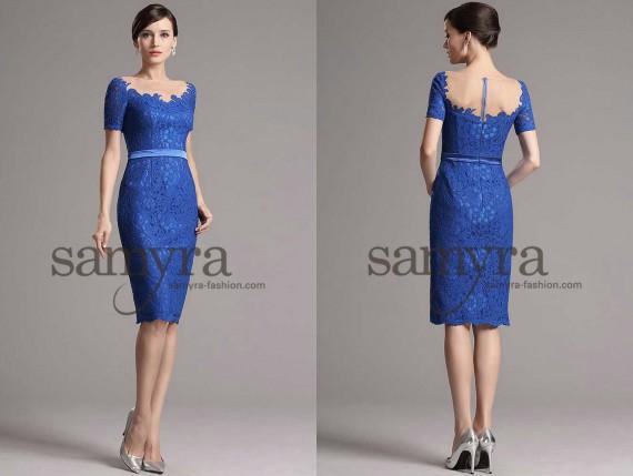 Abendkleider kurz – Modell Mila