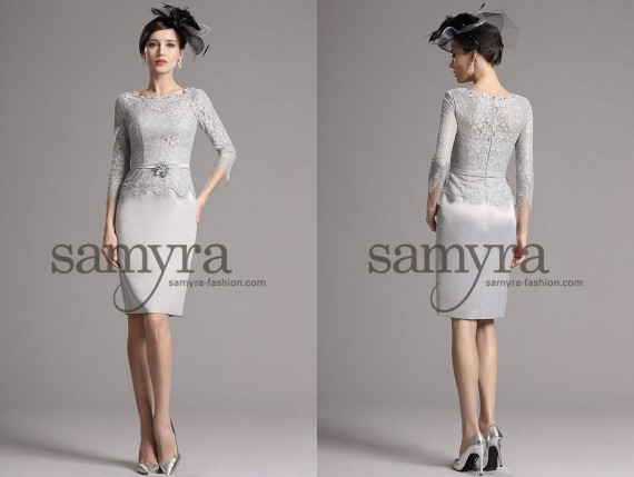 Abendkleider kurz – Modell Felicia