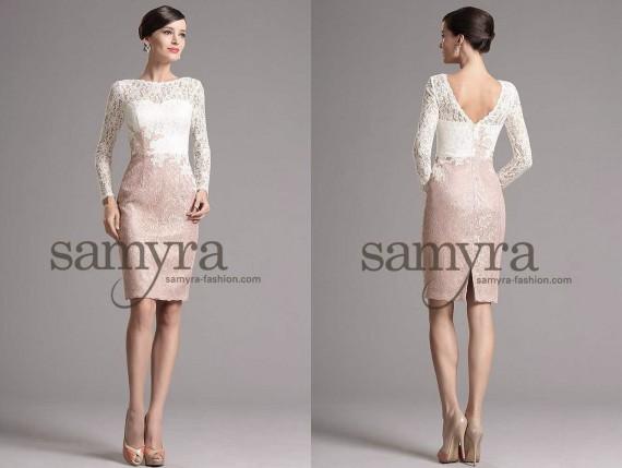 Abendkleider kurz – Modell Kim