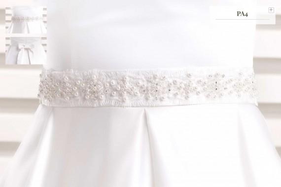 Gürtel für Brautkleid PA-4