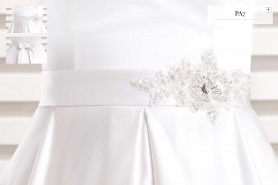 Gürtel für Brautkleid PA-7