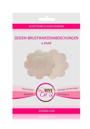 Silk Nipple Covers von ByeBra