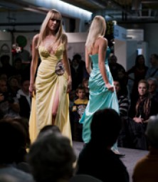 Samyra Fashion an der Herbstwarenmesse in Basel