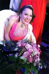Jasmin Rechsteiner wird Miss Handicap 2010