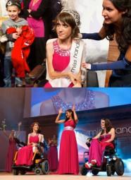 Stefanie Dettling ist Miss Handicap 2011
