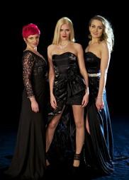 SPARROHS tragen Festmode von Samyra Fashion